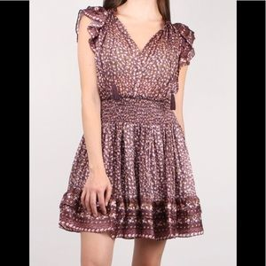 Ulla Johnson Nyssa Dress - Cocoa NWT